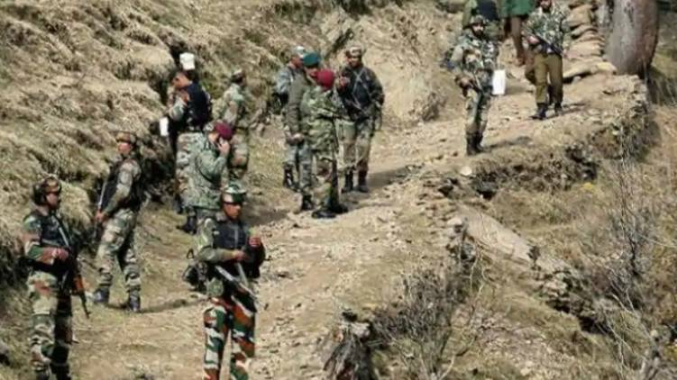 china infiltration alert in doklam