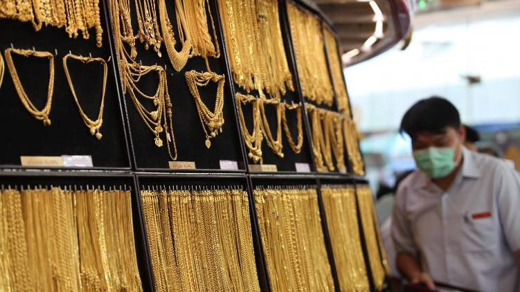 gold price hiked by 20 rupees