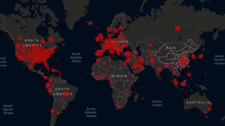 coronavirus world crossed one crore