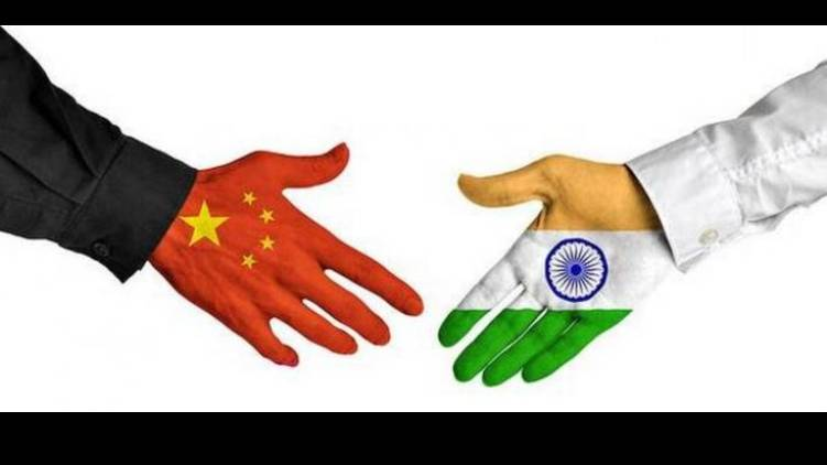 india china meeting today