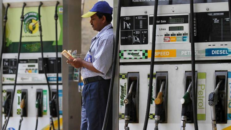 fuel price hiked for 23rd day