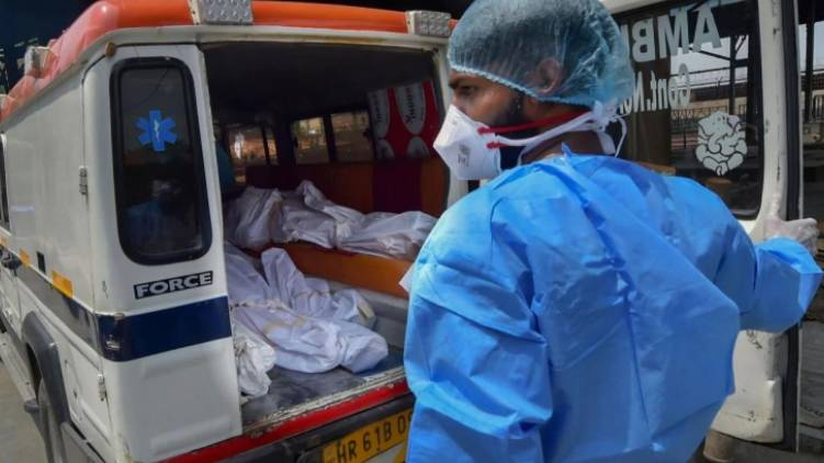 Turned away by 18 hospitals Bengaluru man dies with covid symptoms