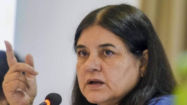case against maneka gandhi kerala elephant case