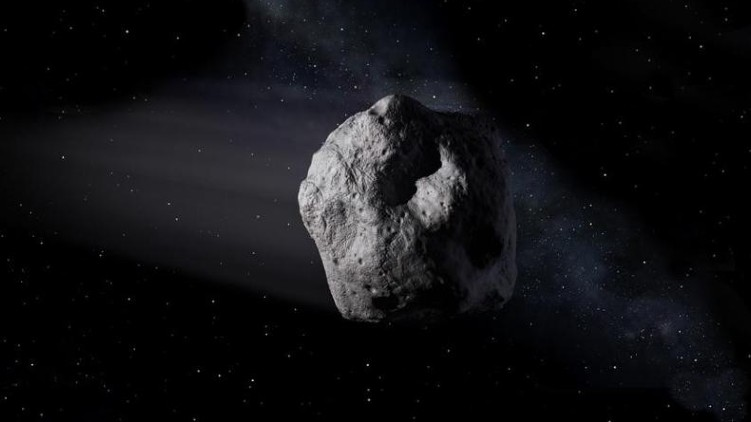 asteroid flew past earth