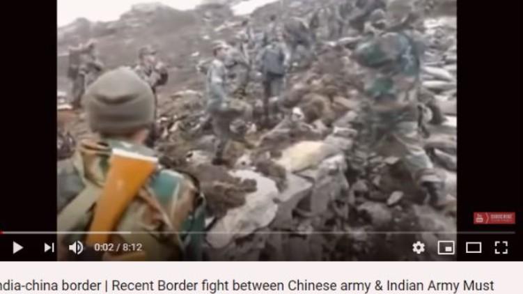 china taunts india ladakh