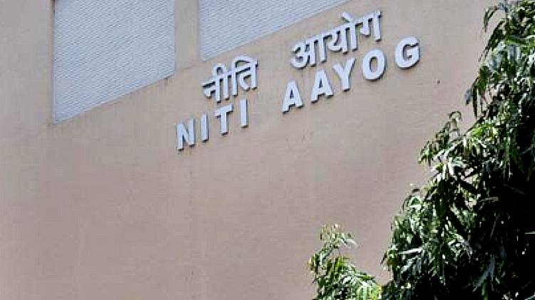 niti aayog official confirmed covid