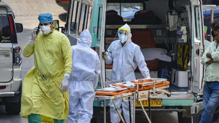 coronavirusdeath rate decreases says central ministry