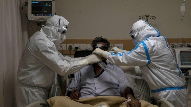 covid cases crossed 8000 india