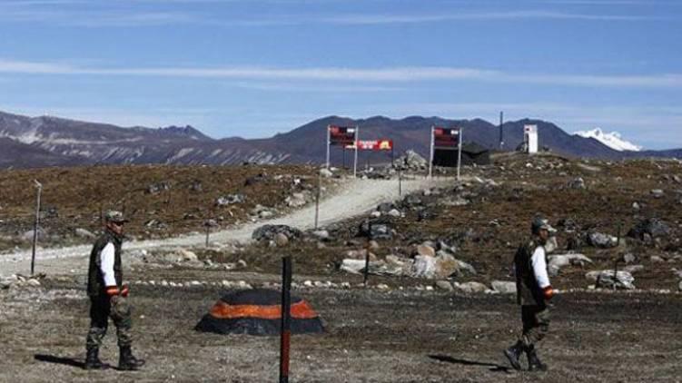 India-China LAC