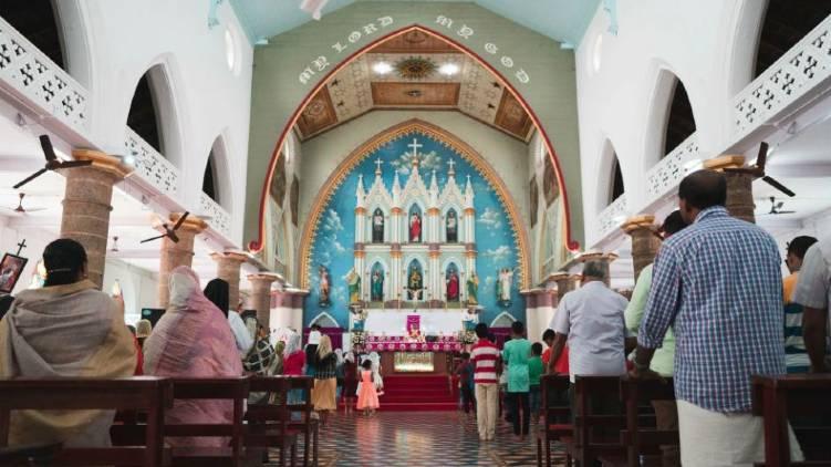 church kerala