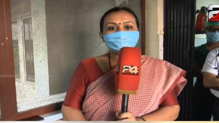 Veena George 24 news