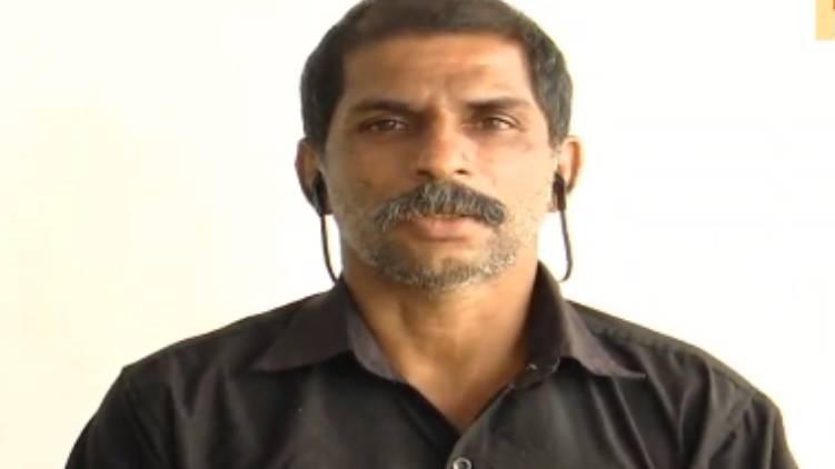 anju shaji FATHER