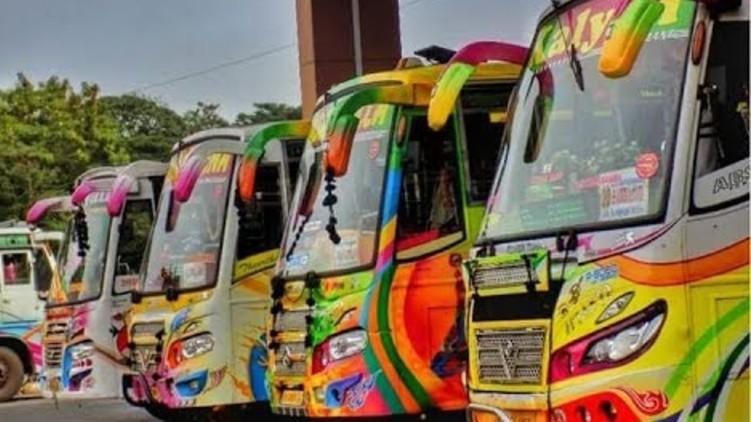 private buses kannur service