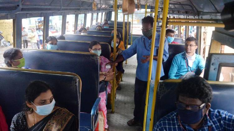 govt moves appeal against court stay bus charge