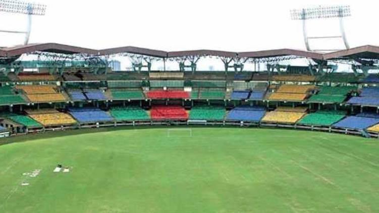 Jayesh George about cricket in kaloor stadium