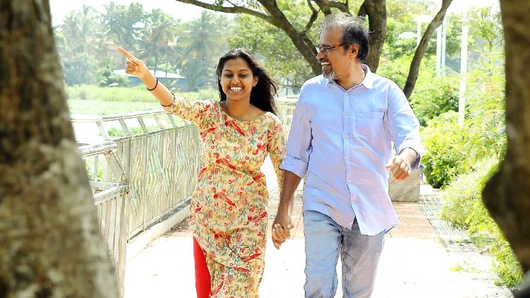 Nivedita arakkal is not a victim of love jihad says father