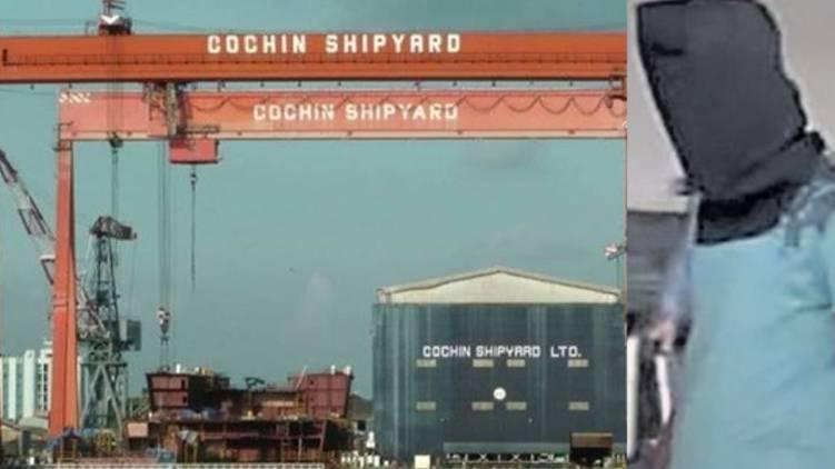 culprits got exterior help cochin shipyard robbery