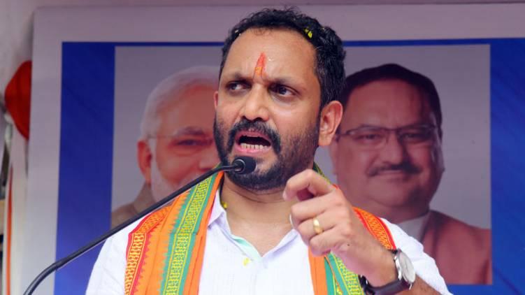 bjp welcomes kerala congress