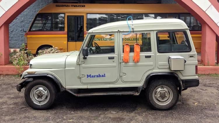 whisk van