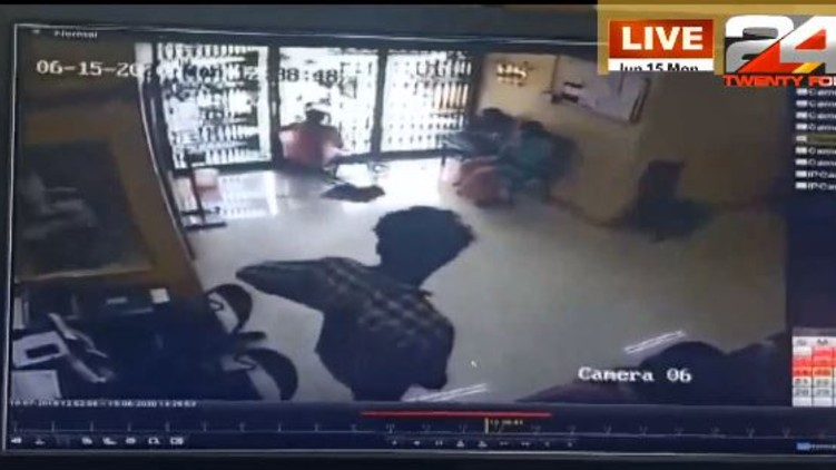 Woman died in perumbavoor