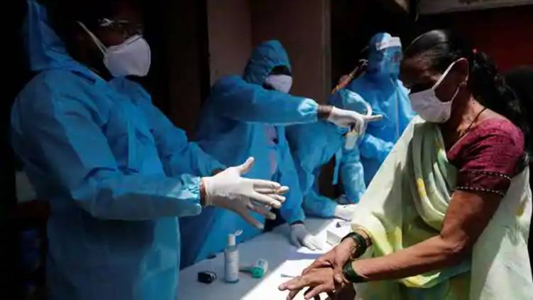 sixty percent covid cases reported from three states