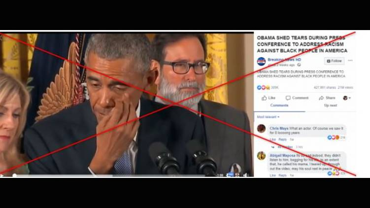 obama crying video 24 fact check