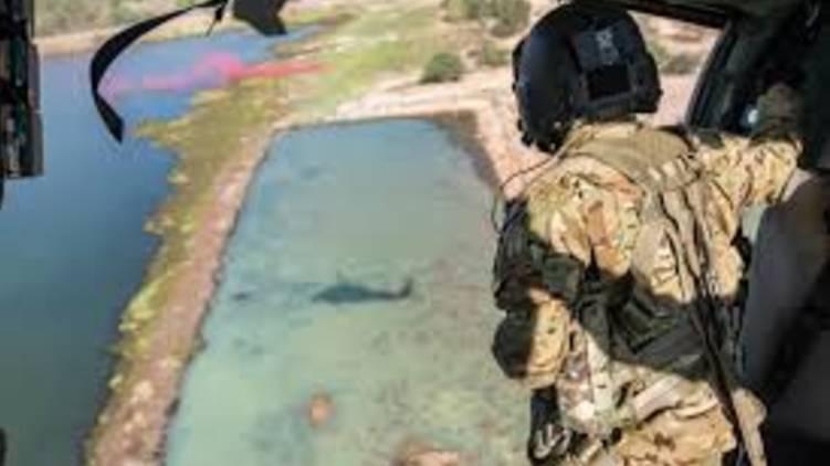 america deploys army against china