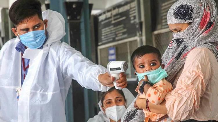coronavirus india reported 2000 deaths single day