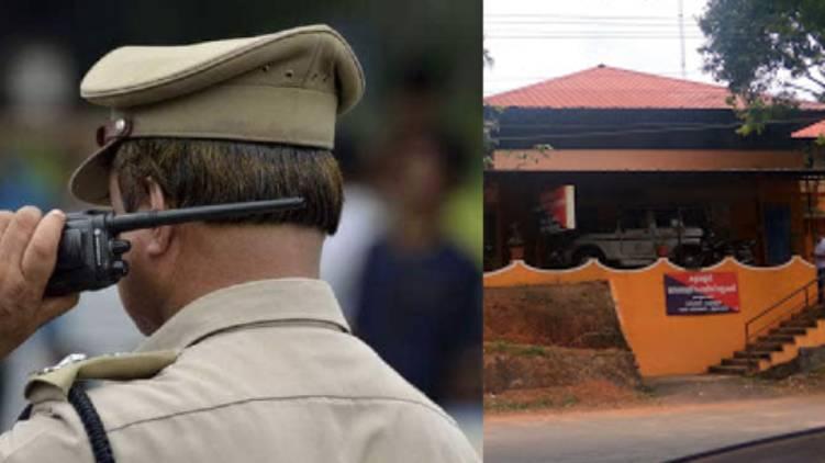 kalamassery police man confirms covid