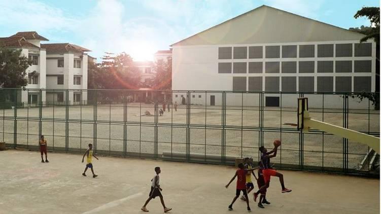 gv raja sports school