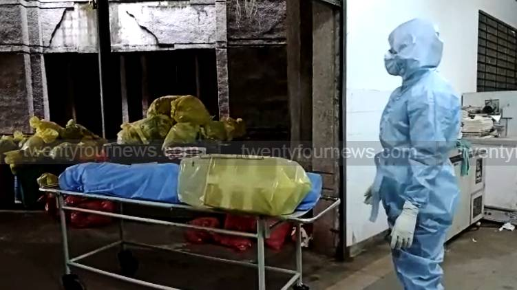 kannur covid excise officer death