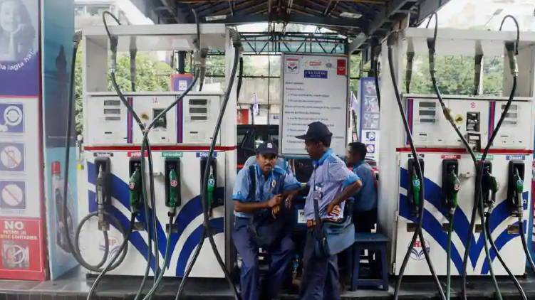 fuel price hikes for 13th day