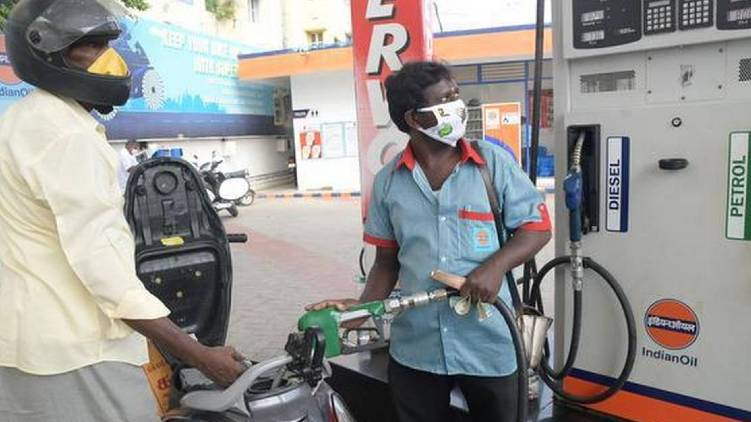 fuel price hiked for 14th day