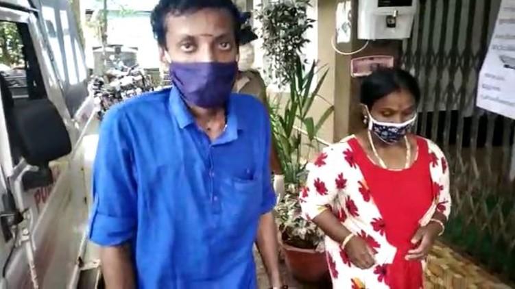 minor abduction rape arrest