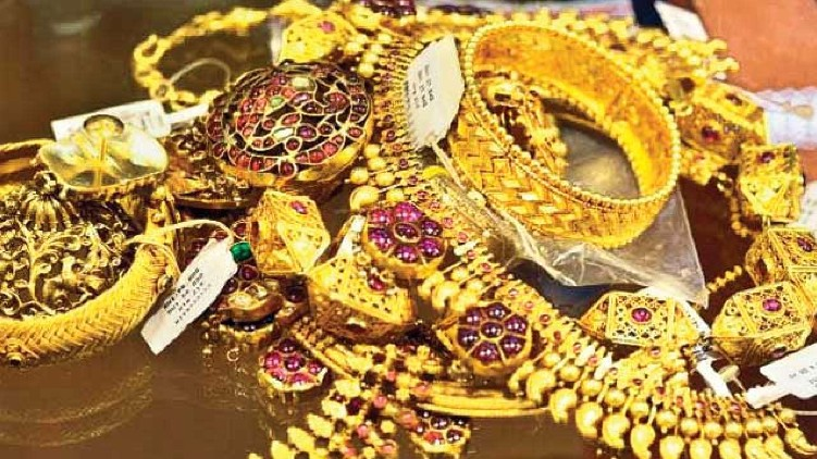 GST Intelligence seized gold