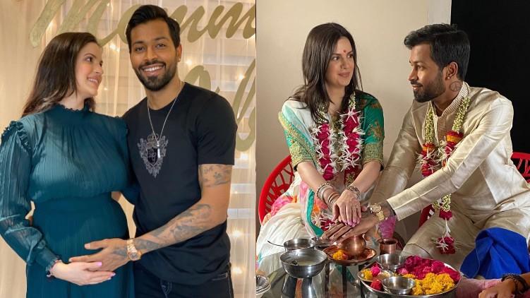 hardik pandya married