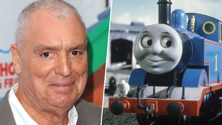 thomas and friends narrator