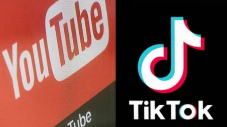 tik tok youtube