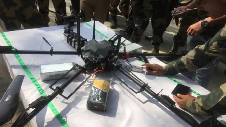 BSF shoots down Pakistani drone