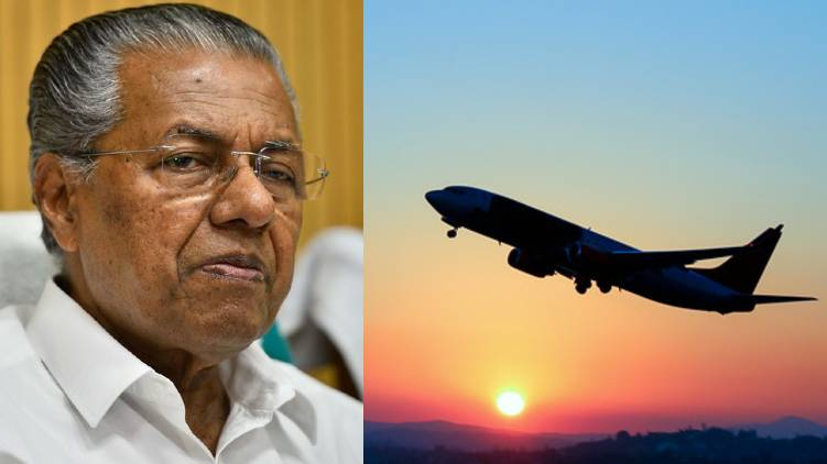 center scheduled only 34 flights this month says kerala cm