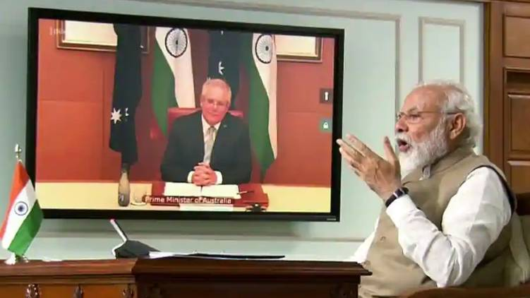 india australia signed 7 agreements