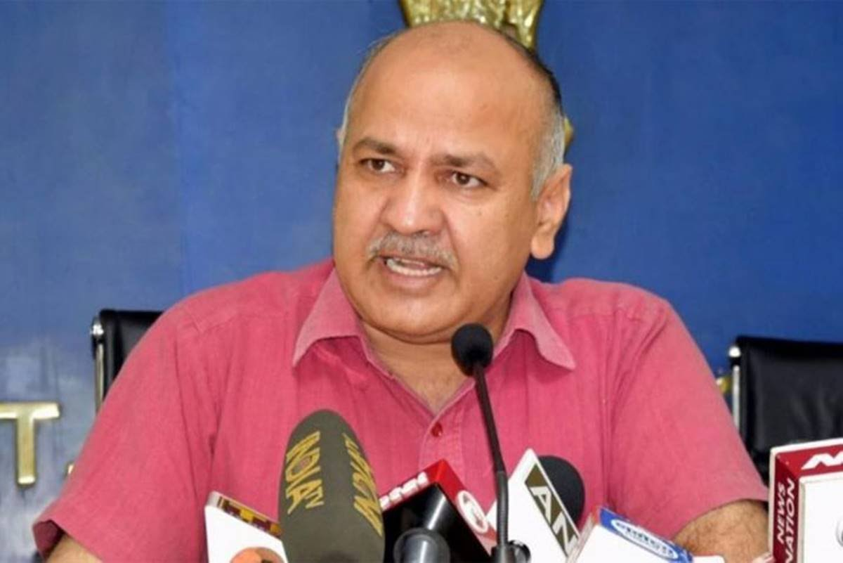 Manish Sisodia takes over charge of health