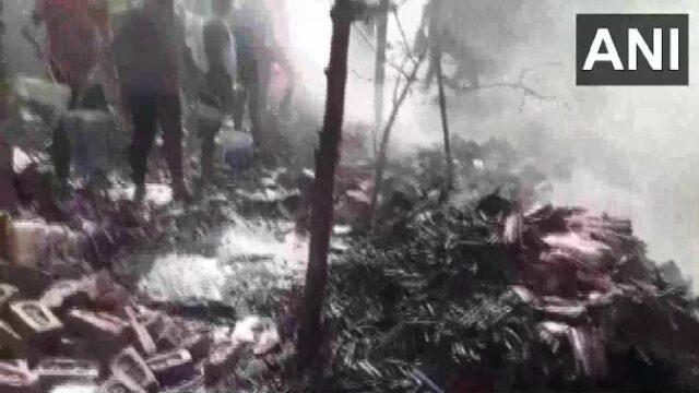 Seven killed in wax factory blast in Uttar Pradesh