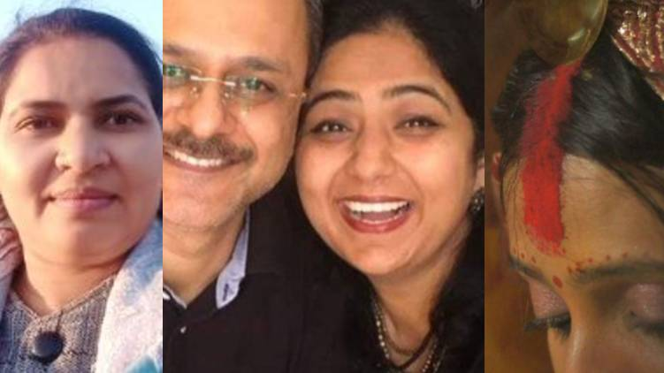 twitter Shares Pics With No Sindoor Or Mangalsutra