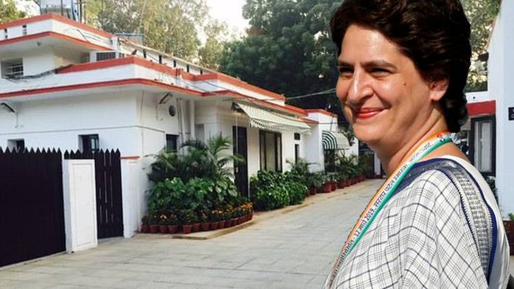Priyanka Gandhi Lucknow Plan Revealed