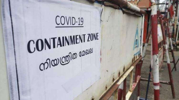 more regions in containment zone thiruvananthapuram