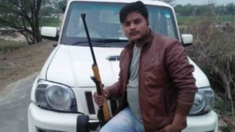 amar dubey shot dead