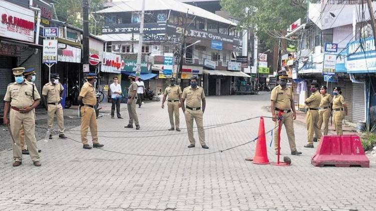 wont give warning before declaring triple lock down says minister vs sunil kumar