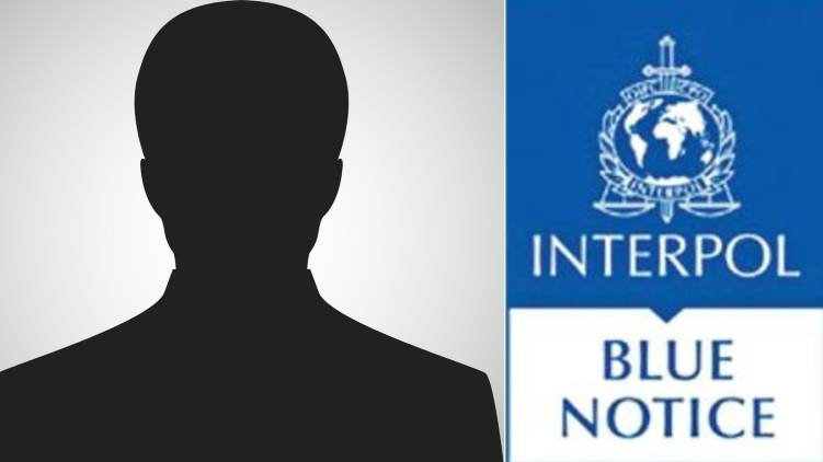 interpol blue notice for faisal fareed
