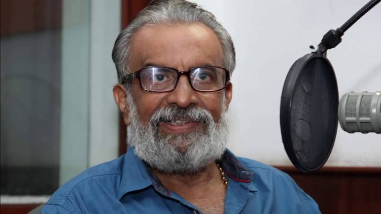 actor writer p balachandran hospitalized